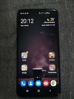 Samsung Galaxy S10e (trincado)
