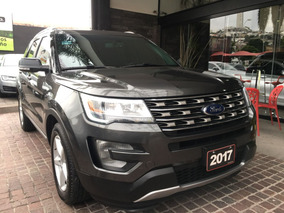 Ford Explorer 3.5 Xlt Tela At 2017