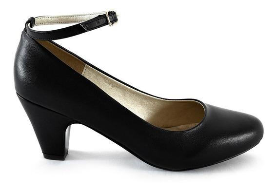 Zapatos Zapatillas Tacones Mujer Zapatilla Confort Dama Colores Modelos Diseño Calidad -01