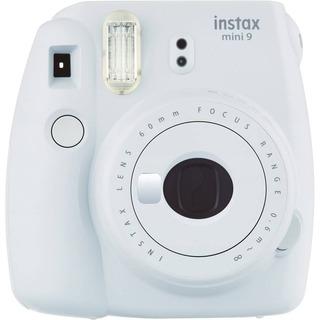 Câmera Instantânea Instax Mini 9 Fujifilm Branco Gelo