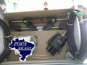 Kit De Direção Hidráulico Para Motor Ate 200 Hp
