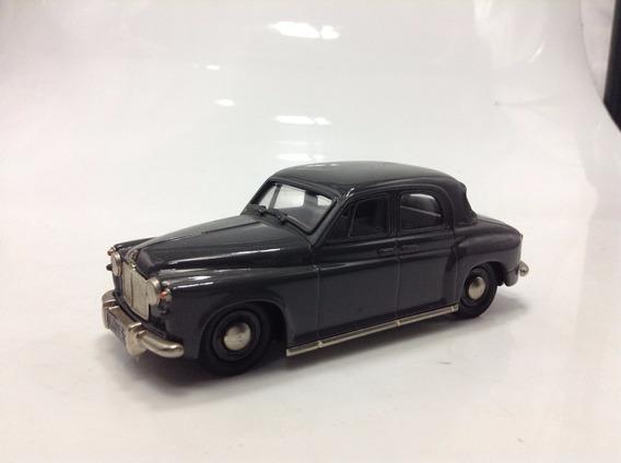 Rover P4 1957 Brooklin Models 1/43