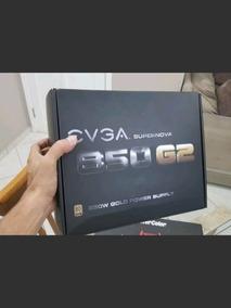 Fonte Evga 850w Plus Gold G2