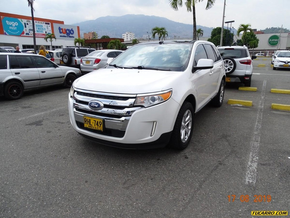 Ford Edge Edge Limited
