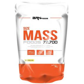 Hipercalorico Size Mass 3kg - Brn Foods