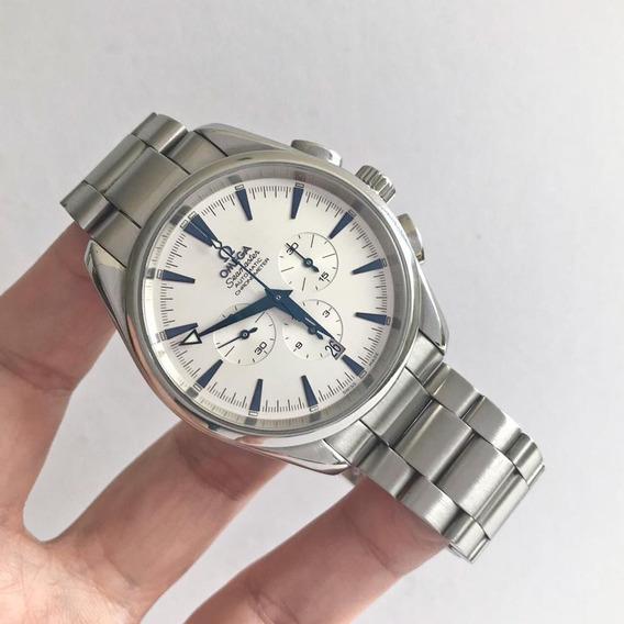 Omega Seamaster Aqua Terra Chronograph Automático Impecável