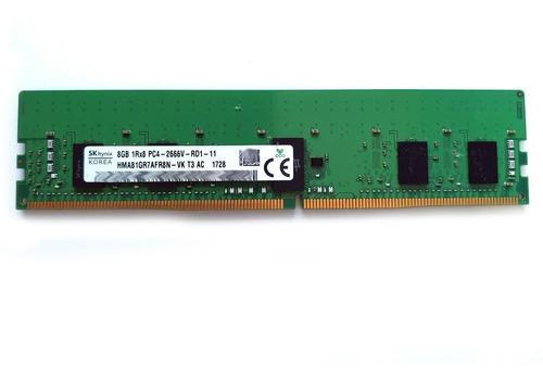 Imagem 1 de 4 de Memória 8gb Ddr4-2666 Ecc Rdimm Dell Hp Lenovo Supermicro