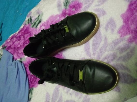 Sapato Vizano Usado Poucas Vezes 100
