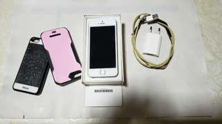 iPhone 5s ,gold, 16gb