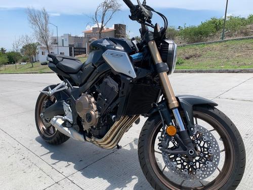 Imagen 1 de 9 de Moto Honda