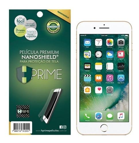 Imagem 1 de 4 de Película Hprime   iPhone 7 Plus / iPhone 8 Plus   Nanoshield