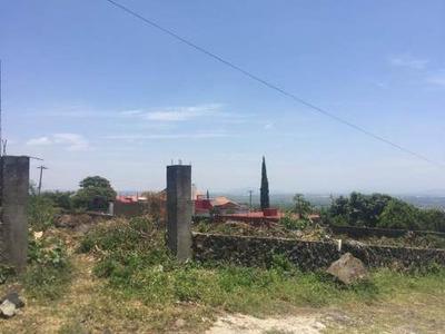 Terreno En Venta El Bonito Y Seguro Fraccionamiento Jardines De Tlayacapan Preventa Créditos