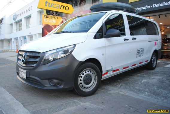 Mercedes Benz Vito Vito Tourer 114