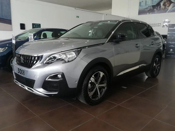 Peugeot Suv 3008 Allure 1.6 Thp At Adas 2020