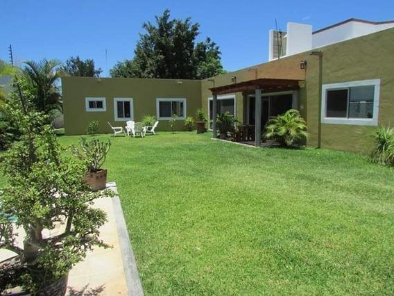 Vendo Estupenda Residencia En Col Narciso Mendoza Cuautla
