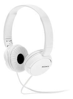 Auriculares On Ear Sony Mdr-zx110 - Blanco