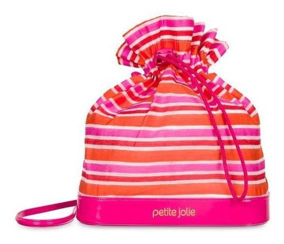 Bolsa Duc Petite Jolie Rosa Pj4340