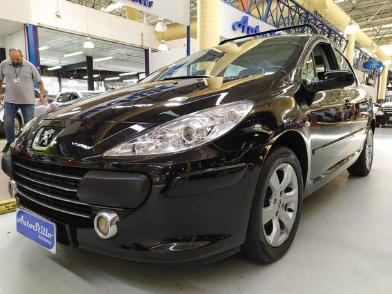 Peugeot 307 Presence Pack Preto 2012 (completo + Teto Solar)