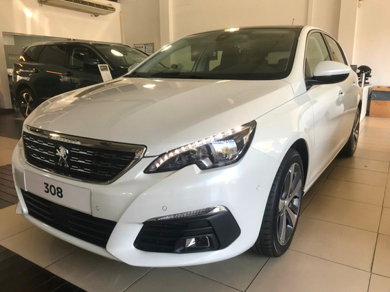 Peugeot 308 1.6 S Allure Plus Thp Tiptronic Am20