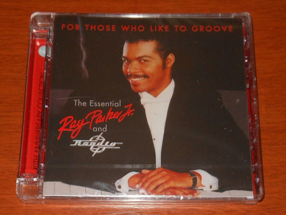 Cd - Ray Parker Jr. And The Raydio - The Essential - 02 Cds