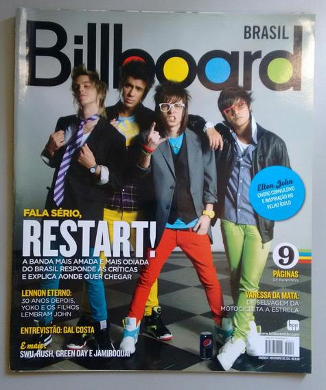 Revista Billboard 14 Restart Lennhon Eterno Gal Costa 059