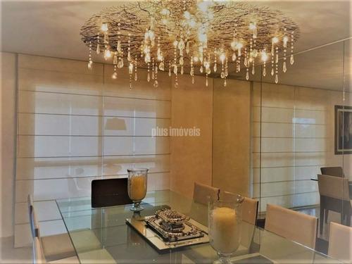 Apartamento Com 4 Dormitórios 4 Suites 5 Vagas No Morumbi!  - Pp15690