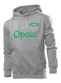 Blusa Moletom Canguru Casaco Chevrolet Gm Opala Carros