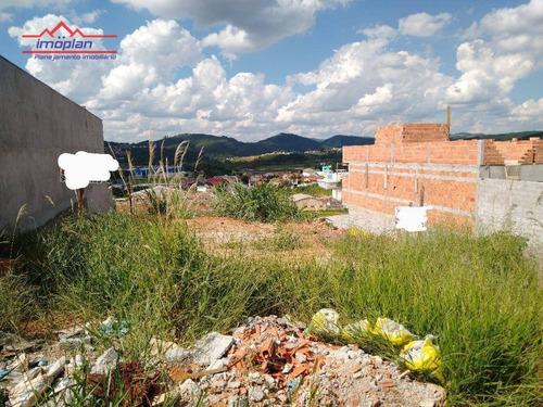 Imagem 1 de 2 de Terreno À Venda, 214 M² Por R$ 140.000,00 - Vila São José - Bom Jesus Dos Perdões/sp - Te1794