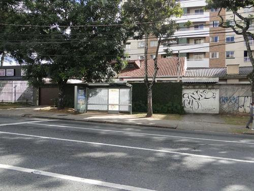 Casa Comercial Com 3 Dormitórios Para Alugar Com 150m² Por R$ 4.000,00 No Bairro Portão - Curitiba / Pr - Cm0039