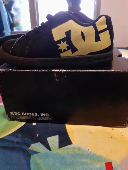 Zapatos Dc Shoes Para Niños