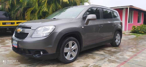 Chevrolet Orlando Station Wagon 2.4 Lt