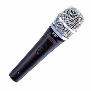 Micrófono Shure Para Instrumentos Musicales Pg-57 Original