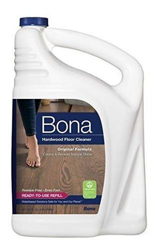 Limpiador Pisos Madera Bona Harwood Floor Cleaner 128 Oz