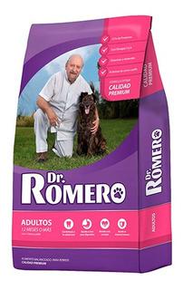 Balanceado Dr Romero Perro Adulto X 15 Kgs Envio S/c