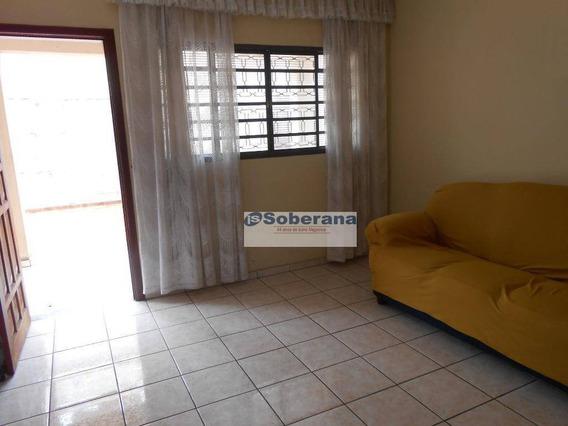 Casa Com 2 Dormitórios À Venda, 121 M² Por R$ 298.000,00 - Jardim Novo Campos Elíseos - Campinas/sp - Ca2901