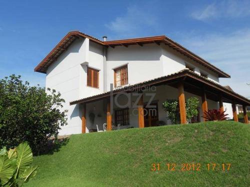 Chácara Com 4 Suítes À Venda, 2400 M² Por R$ 2.300.000 - Condomínio Capela Do Barreiro - Itatiba/sp - Ch0237