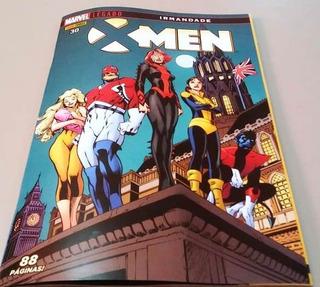 Hq X-men Nº 30 Edição Junho/2019 - Legado: Irmandade