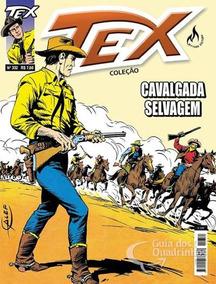 Revista Hq Gibi - Tex Coleção 332