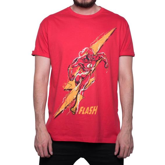 Playera The Flash Run Foil