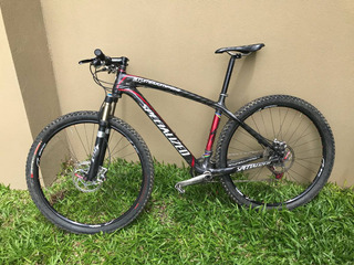 Mtb Specialized Stumpjumper Expert 29 Large Carbón