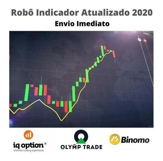 Robô Forex - Iq Option - Olymp Trade - Opções Binárias 2020