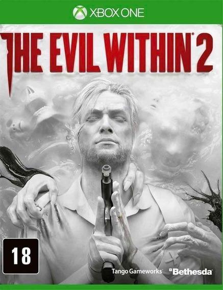 The Evill Within 2 Xbox One Mídia Física Novo Lacrado