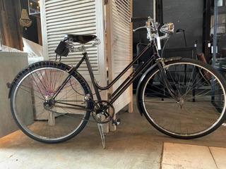 Bicicleta Antigua Restaurada A Nuevo