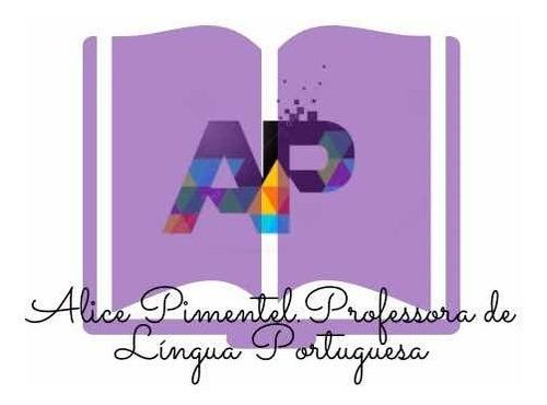Aula Particular De Português, Redação E Afins Prepara Enem