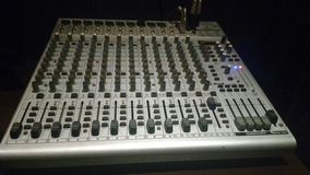 Mesa De Som Behringer Eurorack Ub2442fx Pro