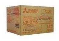 Papel 10x15 Ffd715- P/ Impressora Mitisubishi D70 E D707dws