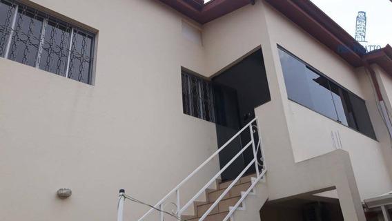 Casa Com 1 Dormitório Para Alugar, 45 M² - Vila Monte Alegre - Paulínia/sp - Ca2130