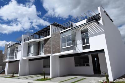 Hermosas Casas En El Pueblito Centro, Roof Garden, Alberca, 3 Recámaras, Premium