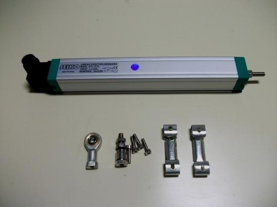 Regua Potenciometrica 375 Mm Sensor De Posição Linear