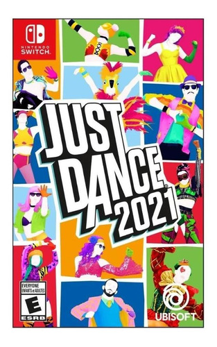 Just Dance 21 - Switch